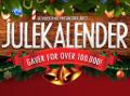 Vinn premier for 100.000 kroner i Blivakker sin adventskalender 2013