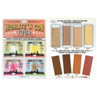 The Balm Contour n Highlight Palette