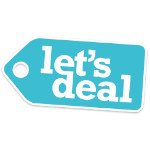 Lets Deal logo
