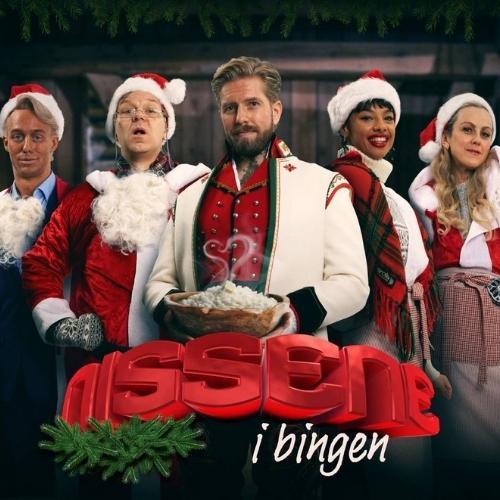 Espen Eckbo med ny julekalender i 2021 - Nissene i bingen