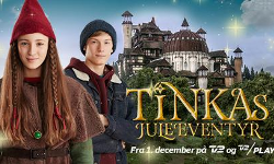 TV2 viser Tinkas Juleeventyr i 2018